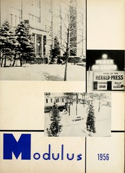 Page 5, 1956 Edition, Huntington North High School - Modulus Yearbook (Huntington, IN) online yearbook collection