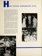 Page 9, 1956 Edition, Huntington North High School - Modulus Yearbook (Huntington, IN) online yearbook collection