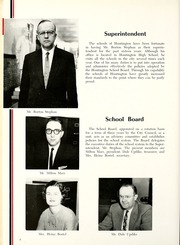 Page 10, 1957 Edition, Huntington North High School - Modulus Yearbook (Huntington, IN) online yearbook collection