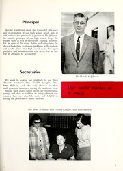 Page 11, 1957 Edition, Huntington North High School - Modulus Yearbook (Huntington, IN) online yearbook collection