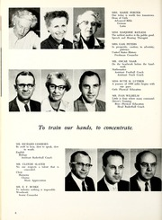 Page 12, 1957 Edition, Huntington North High School - Modulus Yearbook (Huntington, IN) online yearbook collection