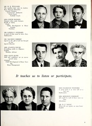 Page 13, 1957 Edition, Huntington North High School - Modulus Yearbook (Huntington, IN) online yearbook collection