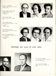 Page 15, 1957 Edition, Huntington North High School - Modulus Yearbook (Huntington, IN) online yearbook collection