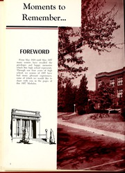 Page 6, 1957 Edition, Huntington North High School - Modulus Yearbook (Huntington, IN) online yearbook collection