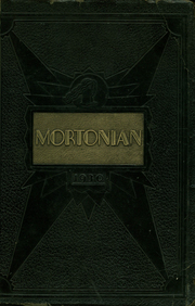 Page 1, 1930 Edition, J Sterling Morton East High School - Mortonian Yearbook (Cicero, IL) online yearbook collection