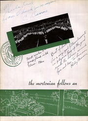 Page 8, 1939 Edition, J Sterling Morton East High School - Mortonian Yearbook (Cicero, IL) online yearbook collection