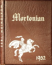 Page 1, 1952 Edition, J Sterling Morton East High School - Mortonian Yearbook (Cicero, IL) online yearbook collection
