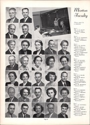 Page 16, 1952 Edition, J Sterling Morton East High School - Mortonian Yearbook (Cicero, IL) online yearbook collection