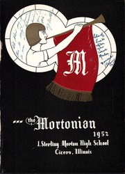 Page 5, 1952 Edition, J Sterling Morton East High School - Mortonian Yearbook (Cicero, IL) online yearbook collection