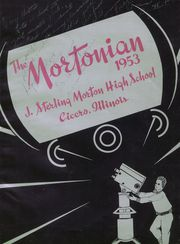 Page 7, 1953 Edition, J Sterling Morton East High School - Mortonian Yearbook (Cicero, IL) online yearbook collection