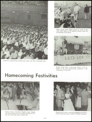 Page 13, 1957 Edition, J Sterling Morton East High School - Mortonian Yearbook (Cicero, IL) online yearbook collection
