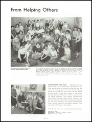 Page 157, 1957 Edition, J Sterling Morton East High School - Mortonian Yearbook (Cicero, IL) online yearbook collection