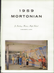 Page 5, 1959 Edition, J Sterling Morton East High School - Mortonian Yearbook (Cicero, IL) online yearbook collection