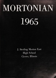 Page 5, 1965 Edition, J Sterling Morton East High School - Mortonian Yearbook (Cicero, IL) online yearbook collection