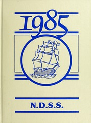 1985 Edition, Nanaimo District Secondary School - NDSS Yearbook (Nanaimo, British Columbia Canada)