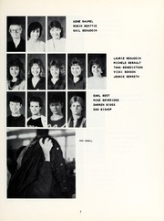 Page 11, 1986 Edition, Nanaimo District Secondary School - NDSS Yearbook (Nanaimo, British Columbia Canada) online yearbook collection