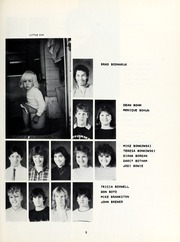 Page 13, 1986 Edition, Nanaimo District Secondary School - NDSS Yearbook (Nanaimo, British Columbia Canada) online yearbook collection