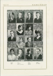 Page 13, 1917 Edition, Peru High School - Narcissus Yearbook (Peru, IN) online yearbook collection
