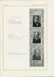 Page 15, 1917 Edition, Peru High School - Narcissus Yearbook (Peru, IN) online yearbook collection