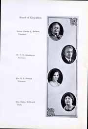 Page 5, 1923 Edition, Peru High School - Narcissus Yearbook (Peru, IN) online yearbook collection