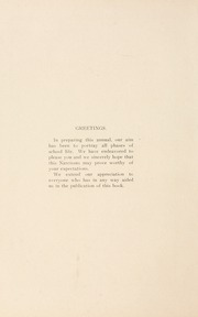 Page 10, 1924 Edition, Peru High School - Narcissus Yearbook (Peru, IN) online yearbook collection