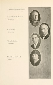 Page 11, 1924 Edition, Peru High School - Narcissus Yearbook (Peru, IN) online yearbook collection
