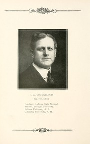 Page 12, 1924 Edition, Peru High School - Narcissus Yearbook (Peru, IN) online yearbook collection