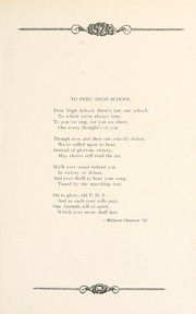 Page 15, 1924 Edition, Peru High School - Narcissus Yearbook (Peru, IN) online yearbook collection