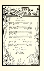 Page 9, 1924 Edition, Peru High School - Narcissus Yearbook (Peru, IN) online yearbook collection