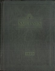 Page 1, 1929 Edition, Peru High School - Narcissus Yearbook (Peru, IN) online yearbook collection