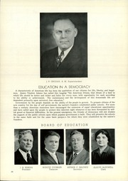 Page 10, 1935 Edition, Peru High School - Narcissus Yearbook (Peru, IN) online yearbook collection