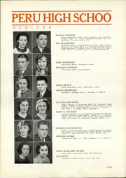 Page 17, 1935 Edition, Peru High School - Narcissus Yearbook (Peru, IN) online yearbook collection