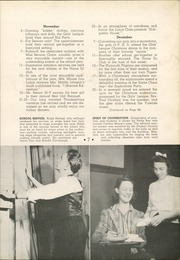 Page 11, 1941 Edition, Peru High School - Narcissus Yearbook (Peru, IN) online yearbook collection