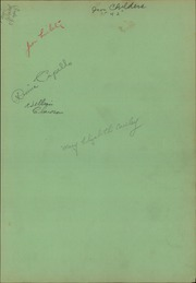 Page 3, 1941 Edition, Peru High School - Narcissus Yearbook (Peru, IN) online yearbook collection