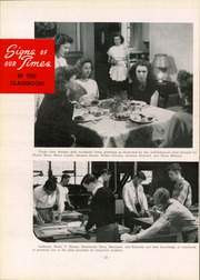 Page 12, 1947 Edition, Peru High School - Narcissus Yearbook (Peru, IN) online yearbook collection