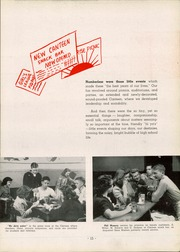 Page 17, 1947 Edition, Peru High School - Narcissus Yearbook (Peru, IN) online yearbook collection
