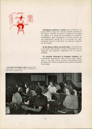 Page 7, 1947 Edition, Peru High School - Narcissus Yearbook (Peru, IN) online yearbook collection