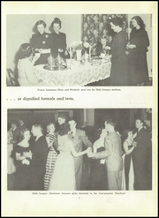 Page 11, 1949 Edition, Peru High School - Narcissus Yearbook (Peru, IN) online yearbook collection
