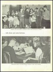 Page 13, 1949 Edition, Peru High School - Narcissus Yearbook (Peru, IN) online yearbook collection