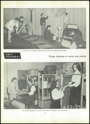 Page 16, 1949 Edition, Peru High School - Narcissus Yearbook (Peru, IN) online yearbook collection