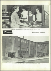 Page 8, 1949 Edition, Peru High School - Narcissus Yearbook (Peru, IN) online yearbook collection