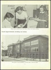 Page 9, 1949 Edition, Peru High School - Narcissus Yearbook (Peru, IN) online yearbook collection