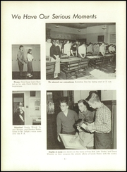 Page 10, 1957 Edition, Peru High School - Narcissus Yearbook (Peru, IN) online yearbook collection
