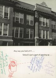 Page 6, 1959 Edition, Peru High School - Narcissus Yearbook (Peru, IN) online yearbook collection