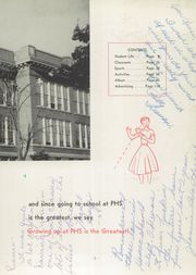 Page 7, 1959 Edition, Peru High School - Narcissus Yearbook (Peru, IN) online yearbook collection