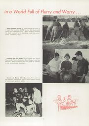 Page 9, 1959 Edition, Peru High School - Narcissus Yearbook (Peru, IN) online yearbook collection