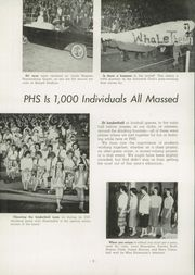 Page 12, 1960 Edition, Peru High School - Narcissus Yearbook (Peru, IN) online yearbook collection
