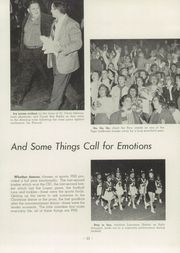 Page 15, 1960 Edition, Peru High School - Narcissus Yearbook (Peru, IN) online yearbook collection