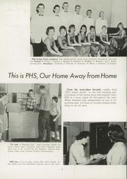 Page 8, 1960 Edition, Peru High School - Narcissus Yearbook (Peru, IN) online yearbook collection