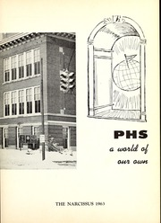 Page 7, 1963 Edition, Peru High School - Narcissus Yearbook (Peru, IN) online yearbook collection